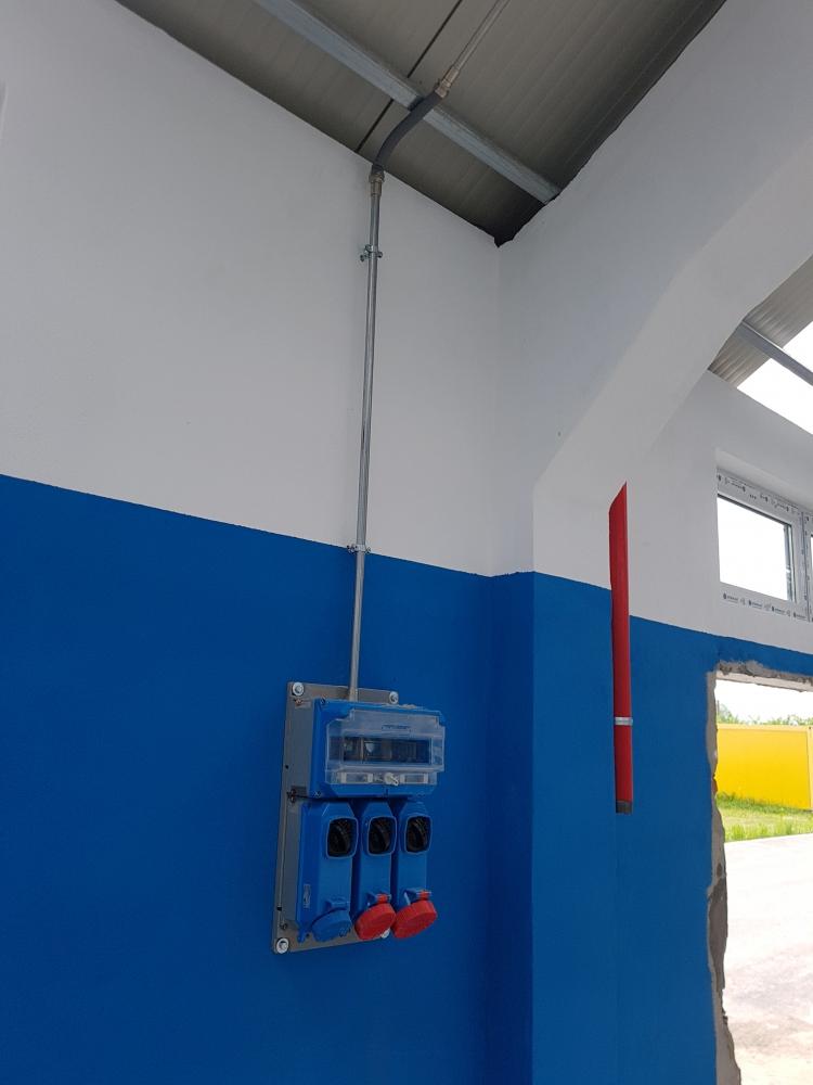 IMM Hydro EST - Hala de productie
