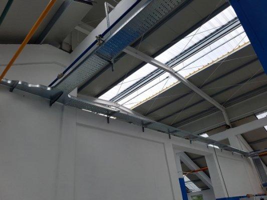 IMM Hydro EST - Hală de producție