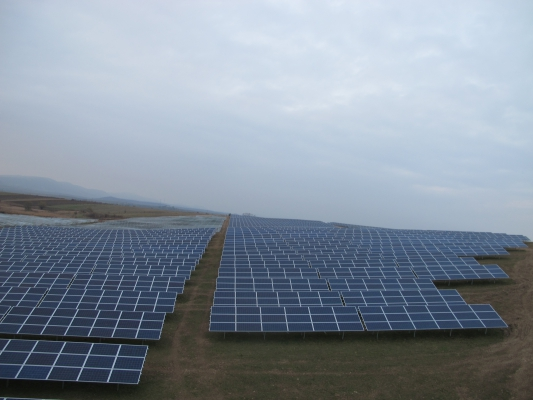 ACV Solar Technology - Parc fotovolatic 5MW